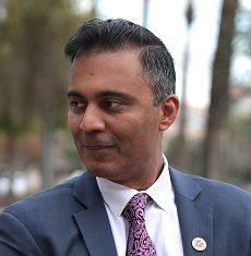 Representative Amish Shah, MD